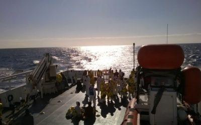 Migranti, Intersos e Unicef assistono 130 minori stranieri tratti in salvo a Catania