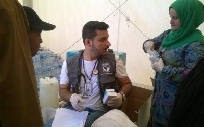 Mosul, centinaia intossicati da cibo avariato. INTERSOS: cure immediate ai bambini sotto i 5 anni