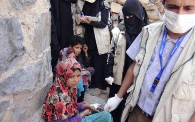 Yemen, emergenza colera: INTERSOS raggiunte più di 6mila persone