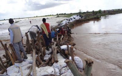 Somalia, esondazione fiume Shabelle: l'intervento di INTERSOS