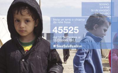 Cambia il destino dei bambini in fuga dalla guerra