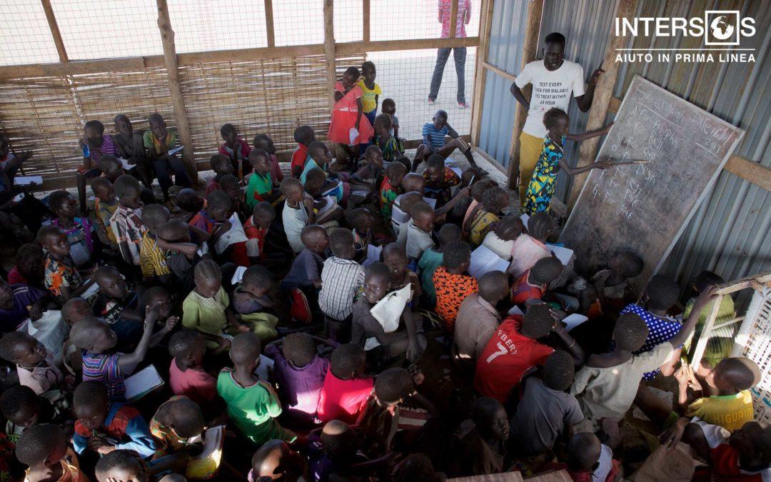 Diritti umani, in Sud Sudan per il diritto all'educazione