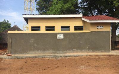 Uganda: inaugurati nuovi servizi igienici per 33 mila persone