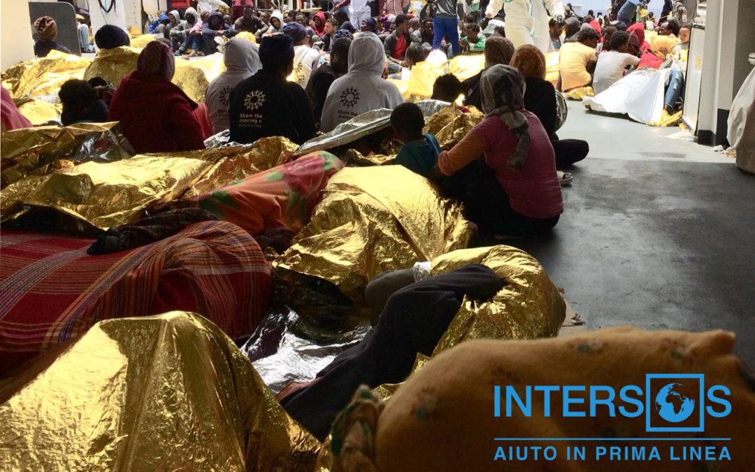 932 persone tratte in salvo a Catania e i superstiti Aquarius verso Valencia