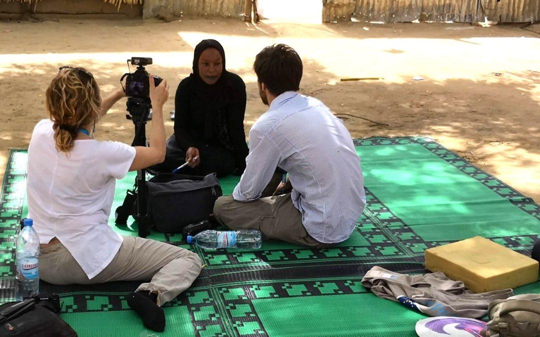 """Atika, """"vedova di Boko Haram"""" come raccontare i traumi più indicibili"""