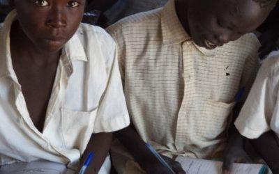 Sud Sudan, dove la scuola significa protezione