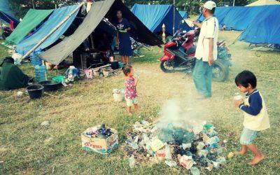 Emergenza Indonesia: il team INTERSOS operativo a Palu e in zone isolate