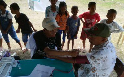 Indonesia: il lavoro del team medico di INTESOS nelle zone più isolate