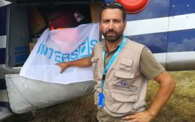 Emergency Indonesia: interview with Marcelo Garcia dalla Costa, Head of Emergency Unit