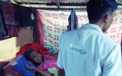 Indonesia, INTERSOS' mobile clinic reaching the most remote areas