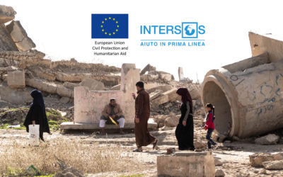 Intersos e EU Humanitarian Aid per ripristinare i servizi sanitari a Telafar, Iraq