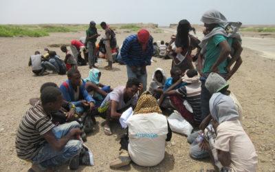 Dal Corno d'Africa allo Yemen: sfidare la guerra per sfuggire la fame