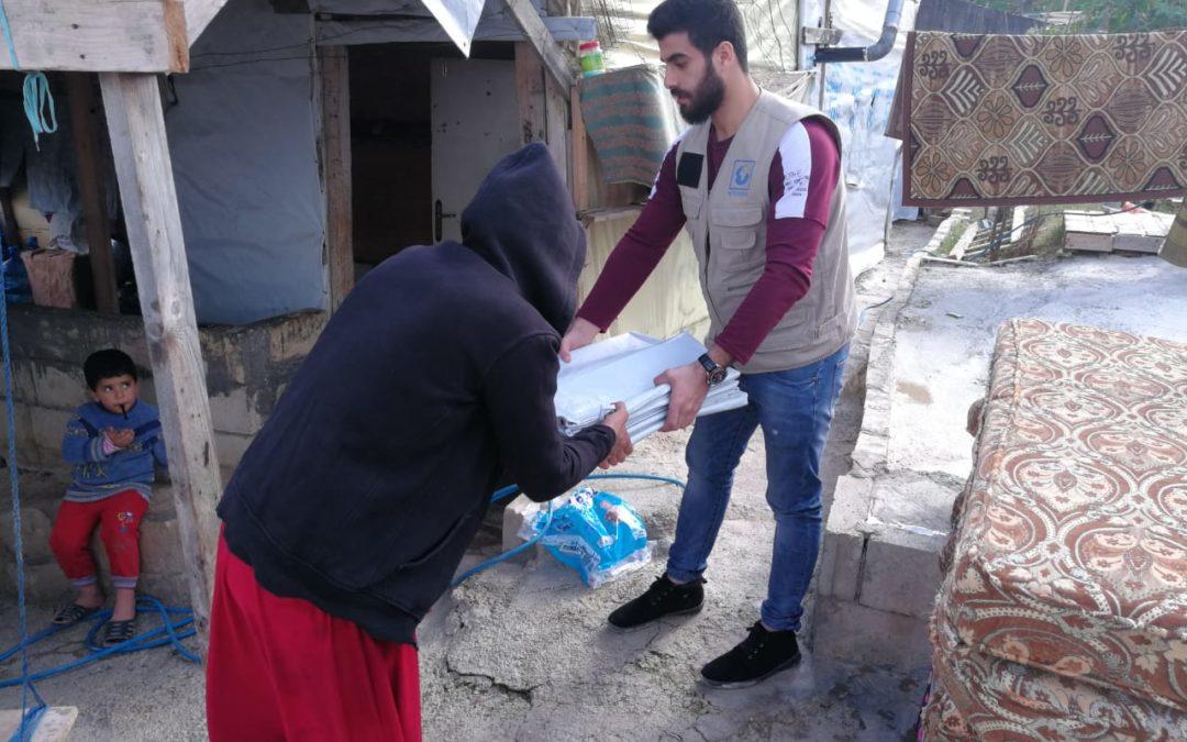 Ancora difficoltà per i profughi siriani in Libano