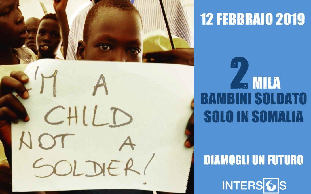 La reintegrazione possibile. Così INTERSOS ha assistito 106 ex bambini soldato in Somalia
