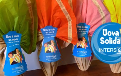 Per Pasqua regala un Uovo Solidale INTERSOS