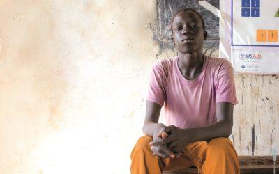 Ibrahim e i suoi fratelli, dopo 3 anni riuniti alla madre, perduta durante la fuga dalla guerra