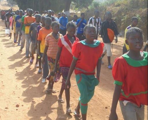 In RCA per aiutare Yamesse, Victorine e gli altri bambini soldato a ritornare a una vita normale