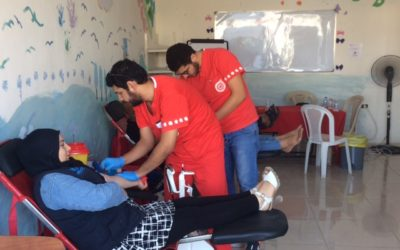 Standing together for the common good: INTERSOS on the fontline against Thalassemia in Lebanon