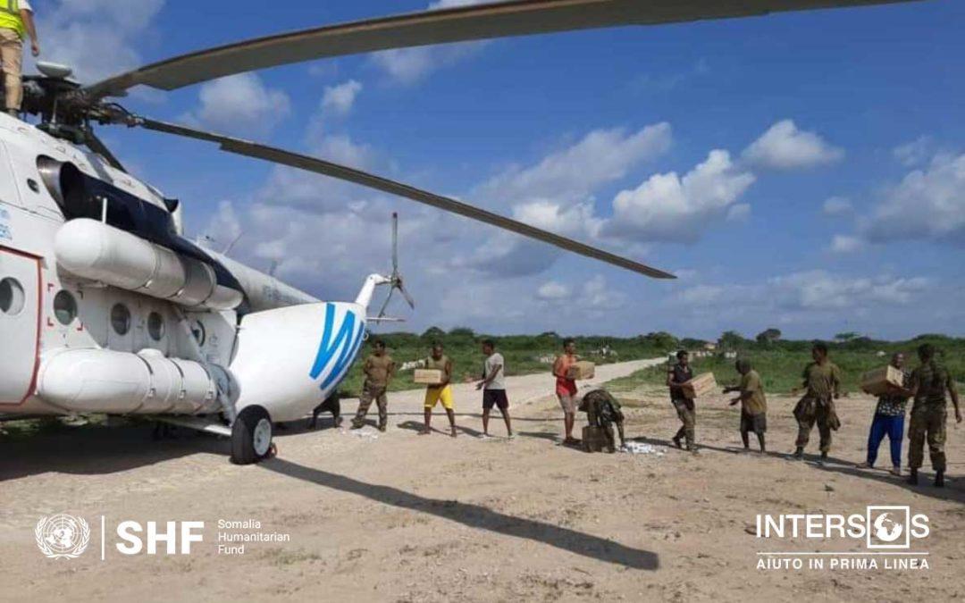 Somalia, 370 mila persone in fuga dalle inondazioni