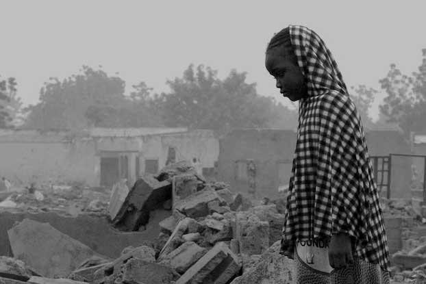 In RDC per aiutare Faizah e le altre donne vittime di violenza