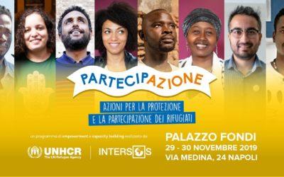 Napoli 29-30 novembre: per un ruolo attivo dei rifugiati nella nostra società