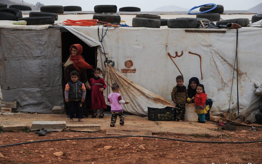 Nove anni di crisi in Siria: il dramma dei rifugiati