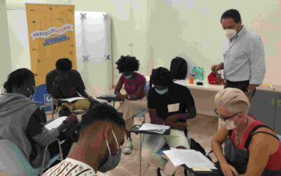 giornate di formazione sulla comunicazione all'interno del progetto PartcipAzione