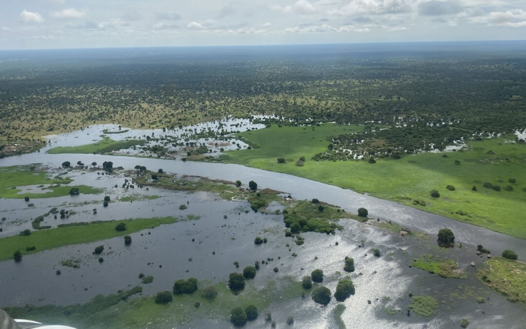 Sud Sudan, la nuova emergenza è una valanga d'acqua