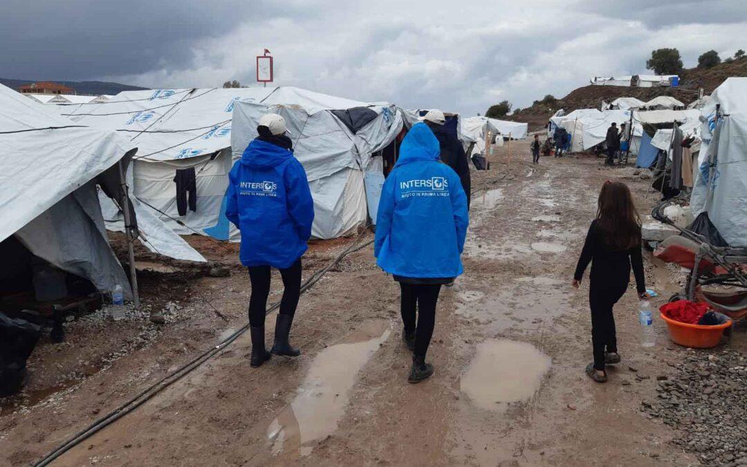 Lesbo: ancora piogge e allagamenti, ma dall'Europa nessun segnale