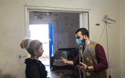 Beirut, la risposta di INTERSOS e dell'Unione Europea dopo l'esplosione