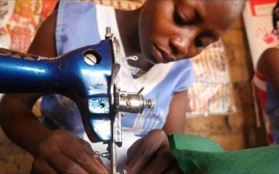 corsi di formazione per ex bambini soldato in Repubblica Centrafricana