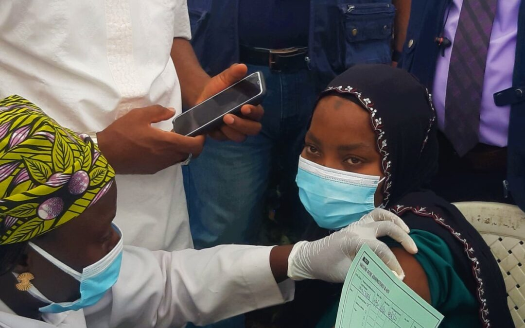 Vaccinazione COVID-19: siamo pronti ad intervenire in contesti di emergenza