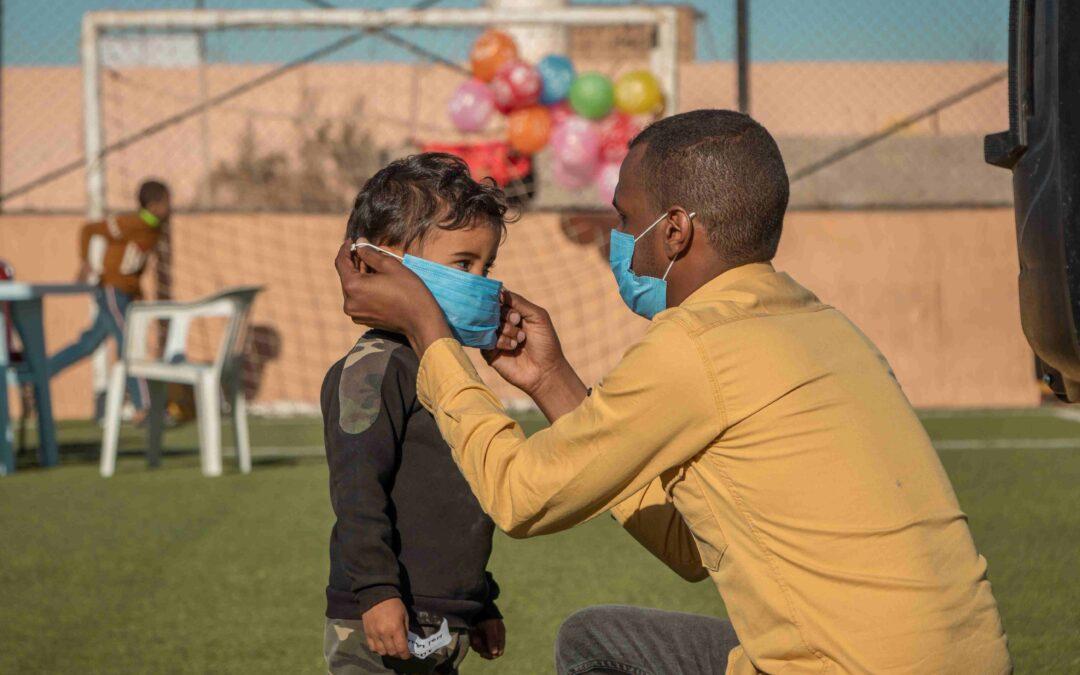 Crisi umanitaria in Libia, il dramma dei minori migranti e della guerra
