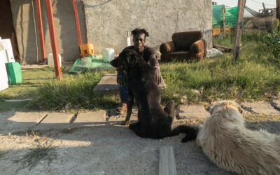The Story of Ghali, a Farmhand in the Foggia Area