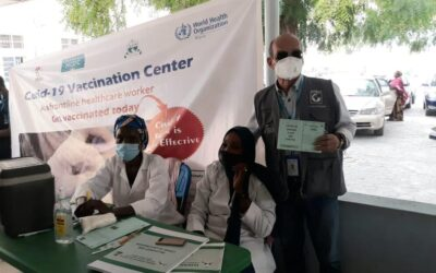 INTERSOS supports vaccination campaign in Borno State, Nigeria