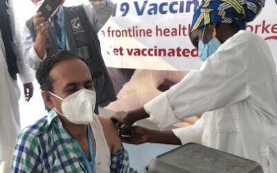 COVID-19 vaccines in Nigeria