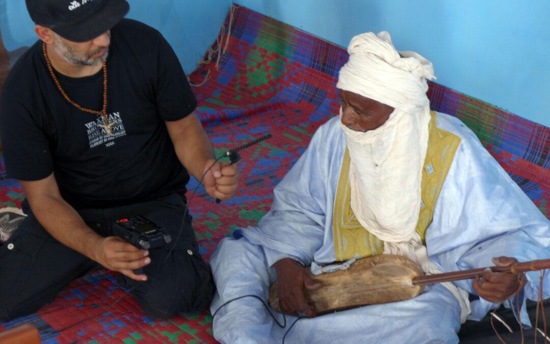 Dj Khalab, nuovo disco nato dai suoni del campo profughi in Mauritania