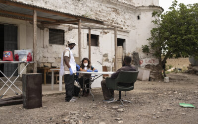 In the Ghettos in Foggia, between COVID-19 and Unfulfilled Regularisation Promises