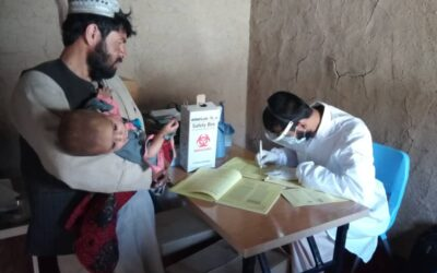 Health emergency in Afghanistan, system close to collapse