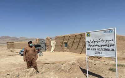 Afghanistan, seven new mobile clinics in Kabul are being activated